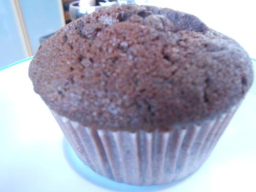 muffins au chocolat tomber par terre nathencuisine. Black Bedroom Furniture Sets. Home Design Ideas